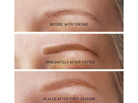 What To Look For When Choosing Your Eyebrow Tattooist...