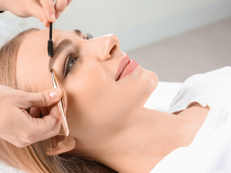 Frizzy Brows After Brow Lamination? They Can Be Fixed...