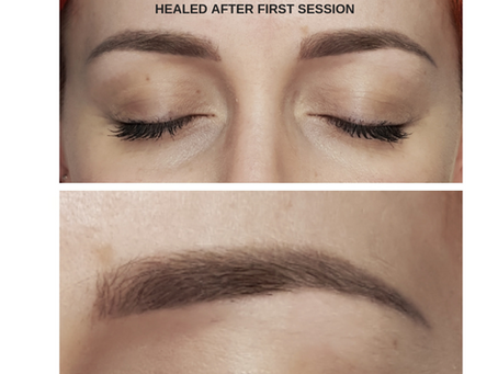 Do 'Powder' Brow Tattoos Look Natural?