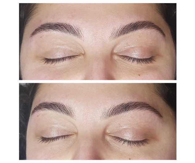 Expert Brow Shaping.