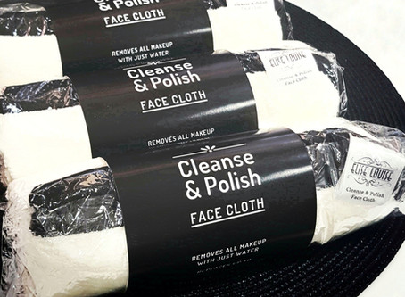 Why I Use A Microfibre Face Cloth Instead Of Cleanser