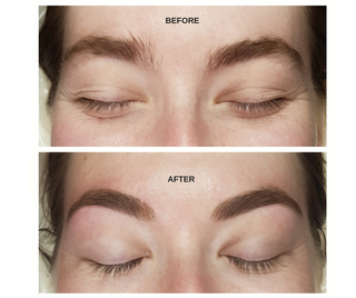 Expert Eyebrow Shaping.