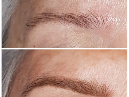 Powder Brows Vs Microblading