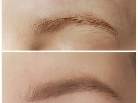 Why You Want a 'Powder Brow' Tattoo