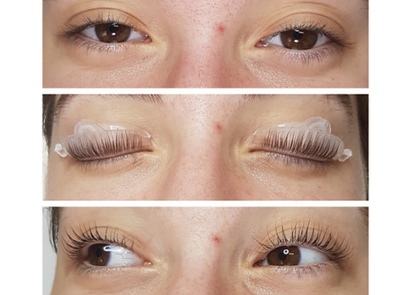 What's a Keratin Lash Lift?