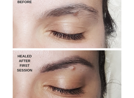 When You Shouldn't Follow Your Natural Brow Shape