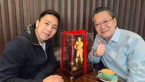 與香港最準既樓市專家汪敦敬博士暢談樓市