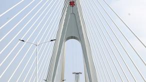 珠海西區重點大橋 - 通車