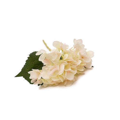 繡球花(粉白)