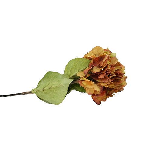 繡球花(啡)