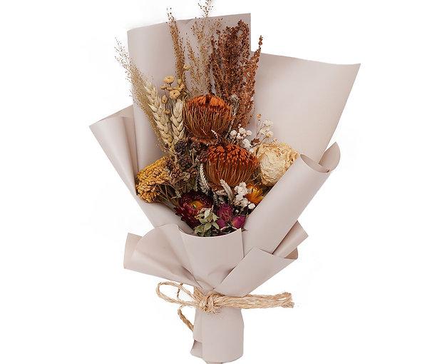 SPM-乾花花束