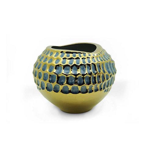 西式圖案花瓶