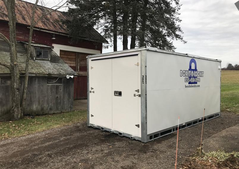 Portable Self Storage