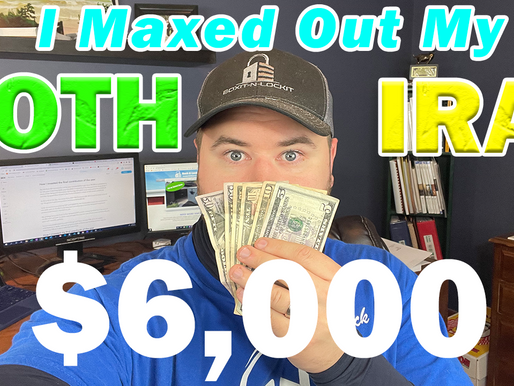 Payday Friday 12/18/2020 and My Roth IRA Update