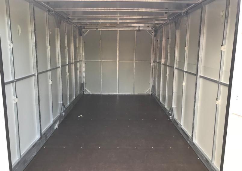 Boxit-N-Lockit portable self storage unit