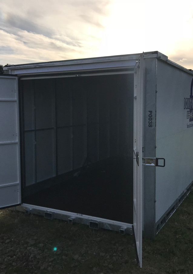 Boxit-N-Lockit portable self storage