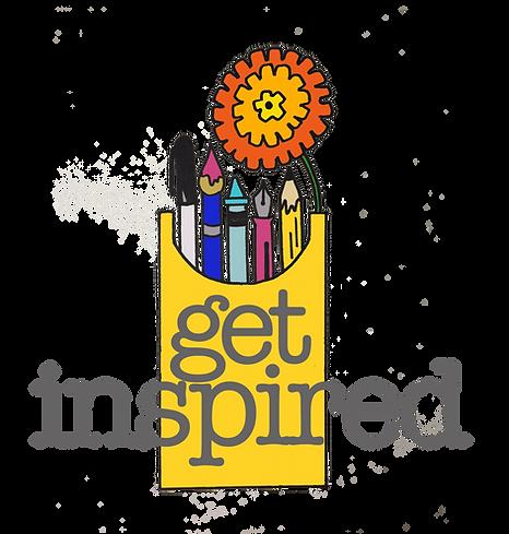 Get Inspired Workshop Logo Creative Writing Madison, WI