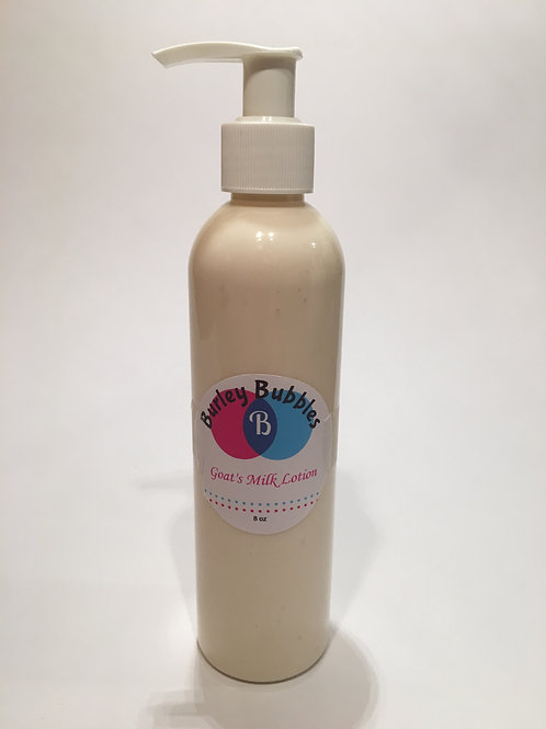 Goat's Milk Lotion Large