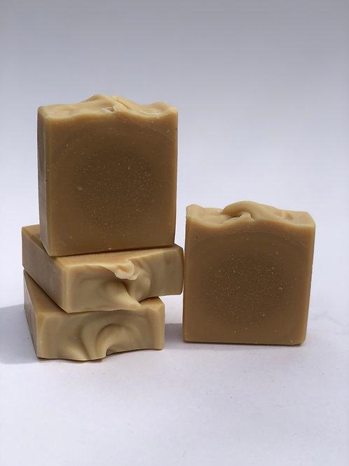 Naked Goat Milk Soap