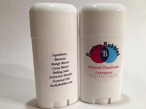 Natural Deodorant 2.5 oz.