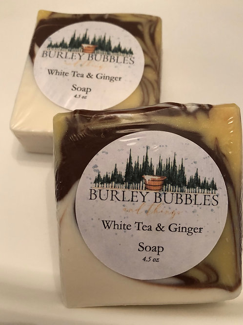 White Tea and Ginger