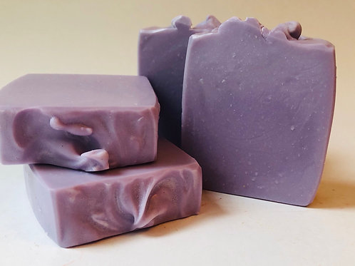 Lilac Bouquet Soap