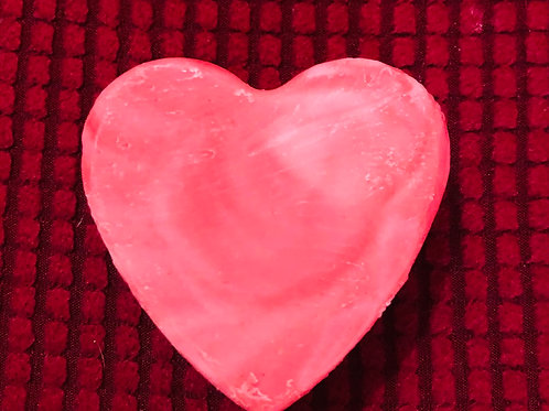 Sweet Heart Soap 2.5oz