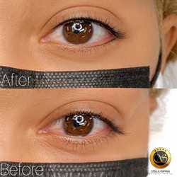 Lash Enhancement - Top & Bottom