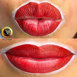 Lips Sketch