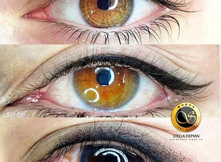 Is permanent eyeliner a good idea?