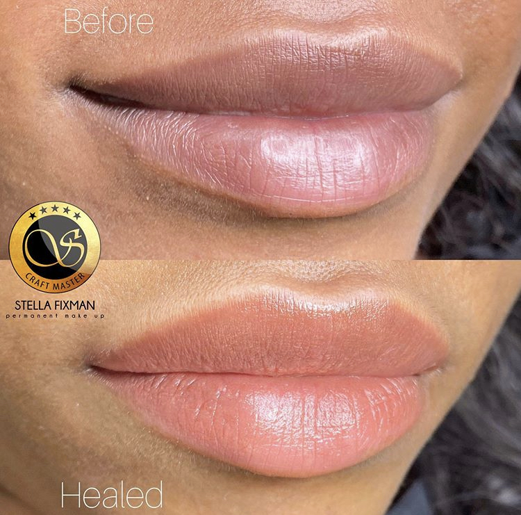 Healed Lips Blush