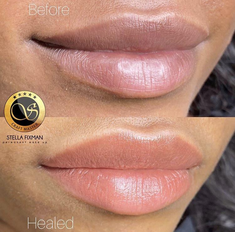 Healed Lips Blush