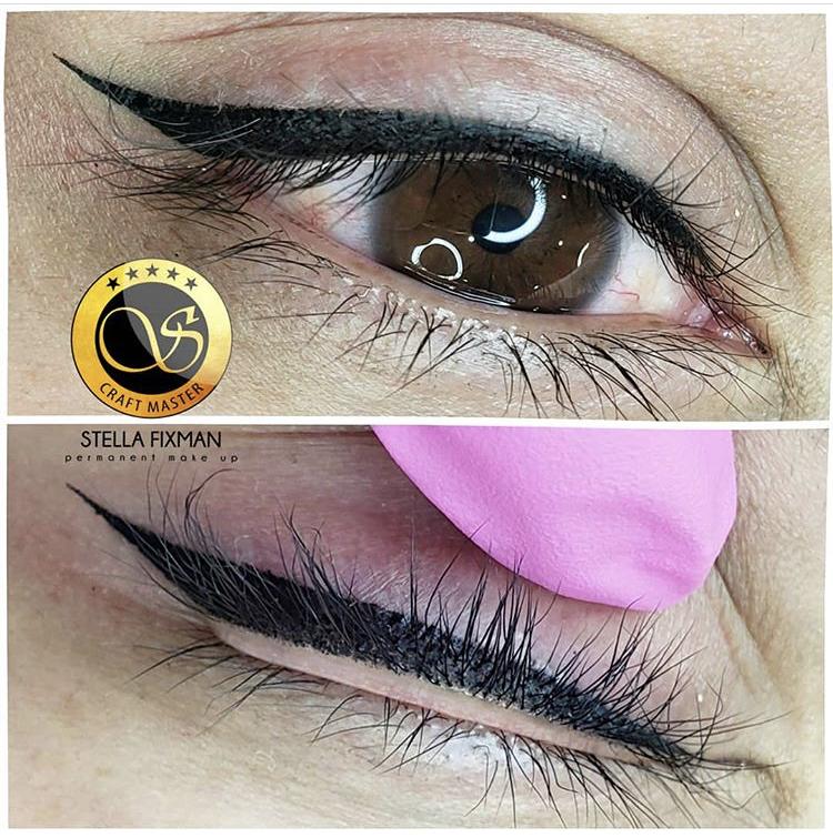 Winged Classic Eyeliner