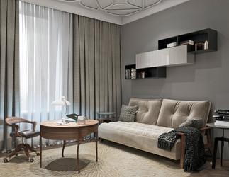 визуализация квартиры на Полянке