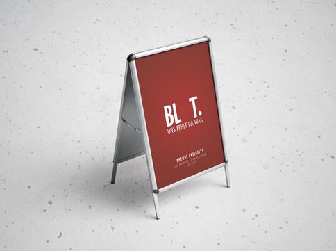 Plakat Design und Claim Erstellung