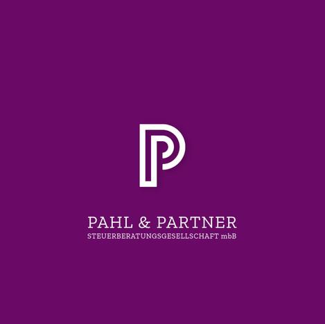 Pahl&Partner Logo & Markensigné