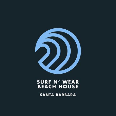 Santa Barbara Surf Shop Logo