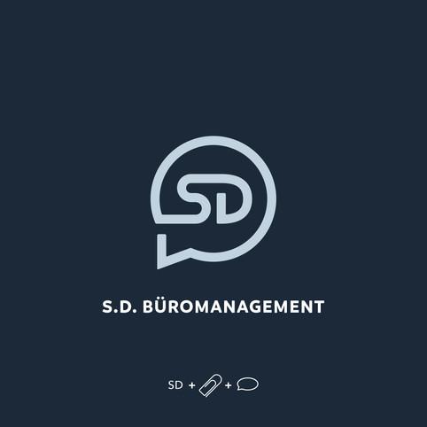 SD Büromanagement Logo