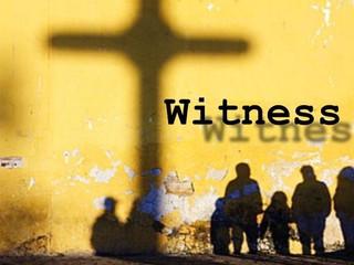 PODCAST - WITNESS