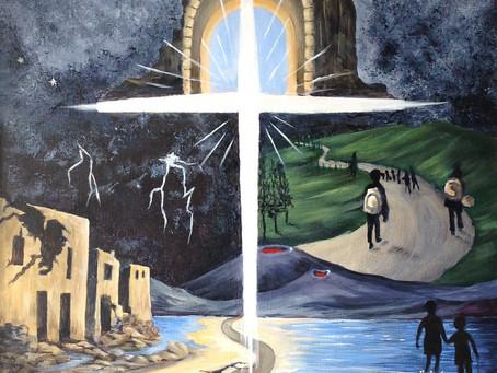 THE WAY - Medium - Acrylic on Canvas