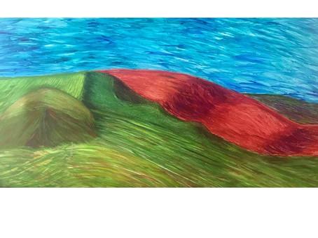 HOPE - Medium - Acrylic Paint on Canvas