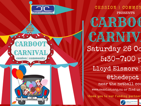 Carboot Carnival - Thanks!