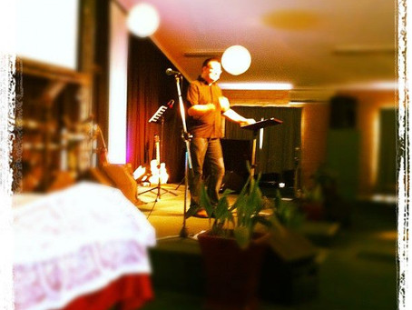 This Sunday - Guest Preacher
