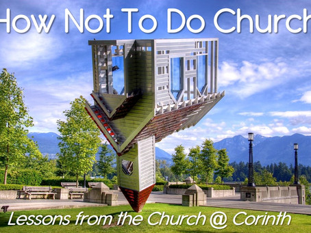 How Not To Do Church Podcast