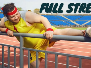 RECENT SERIES: Full Stretch
