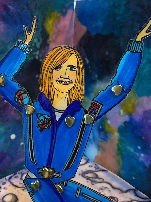 Leading Lady NASA Astronaut Dr. Kate Rubins