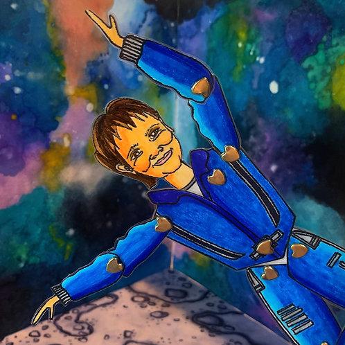 Leading Lady Cosmonaut Svetlana Savitskaya