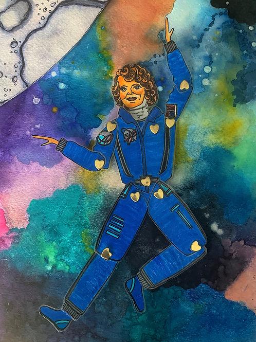 Leading Lady NASA Astronaut Dr. Shannon Lucid