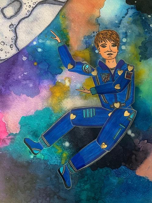 Leading Lady NASA Astronaut Anne McClain