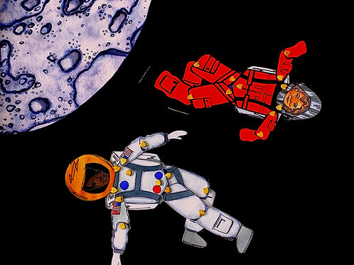 Space Suit, Model A